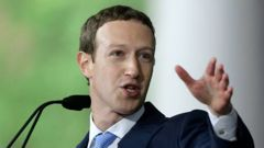"""Mark Zuckerberg's snubbing of Jacinda Ardern's recent Paris summit or """"Christchurch Call"""", told us about all we needed to know about how many 'F's Facebook gives. Photo / AP."""
