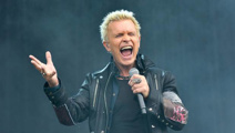 Billy Idol coming to NZ's Summer Concert Tour