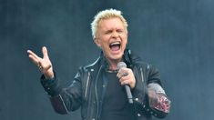 Superstar Billy Idol coming to NZ's Summer Concert Tour