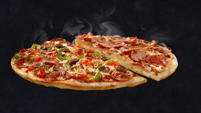 Domino's has equipped its stores with technology to ensure its pizzas look like the pizzas in its advertising photos.