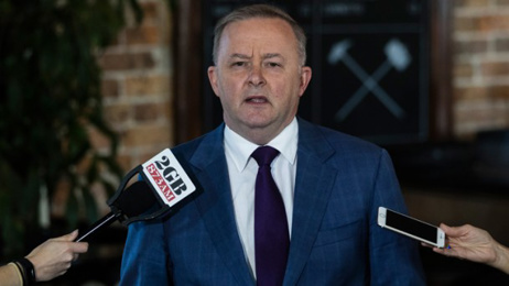 Anthony Albanese set to become Australia's opposition leader