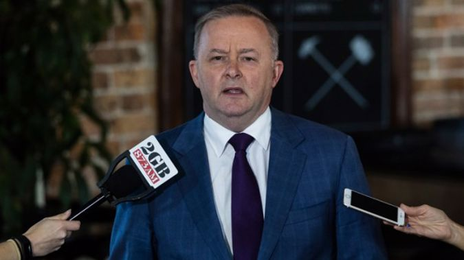 Australian Labor Party leader Anthony Albanese. Photo / Getty Images