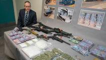 Six children found at address of $1m drugs bust