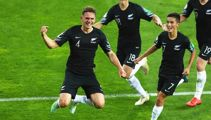 Watch: Young Kiwi's wonder goal stuns World Cup