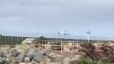 Rough landing for Air New Zealand passengers as wind buffers Wellington