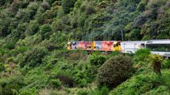 """The funding is a """"significant step to rebuilding the rail system New Zealanders deserve"""", the Government says. (Photo / Getty)"""