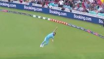 'Best catch I've ever seen': Ben Stokes takes stunner in England win