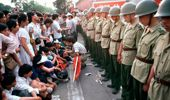 Tuesday will mark 30 years since the bloody event, which saw Chinese authorities brutally shut down long running student protests, killing thousands of people in and around the central square in Beijing.
