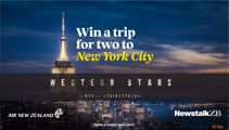 Win a trip to New York thanks to 'Western Stars' from Bruce Springsteen