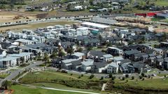 A OneRoof report has dispelled rumours about the property market. (Photo / Newstalk ZB)