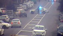 Paintball gun believed to be responsible for Riccarton lockdown