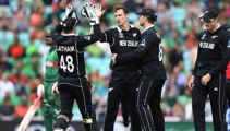 World Cup: Black Caps beat Bangladesh by two wickets