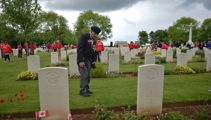 Barry Soper: D-Day: 'The wartime generation is resilient'
