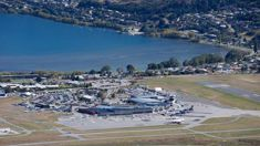 Tourist caught with cocaine at Queenstown Airport