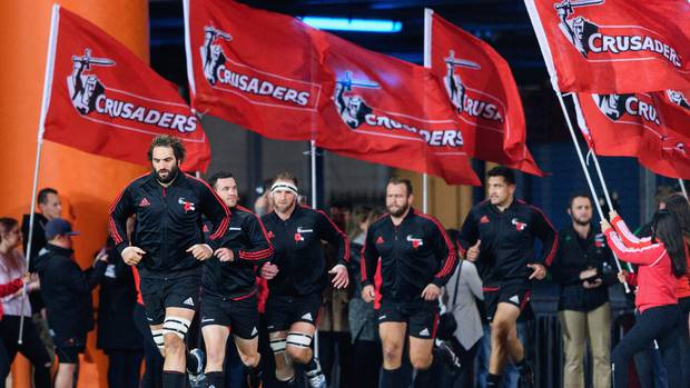 Crusaders will retain name for 2020, but team logo to be altered