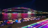 Newstalk ZB's Chris Lynch visits Vivid Sydney