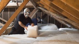 Insulation providers struggling to keep up with demand