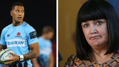 Israel Folau's dmaning letter on leaks to Rugby Australia leaked