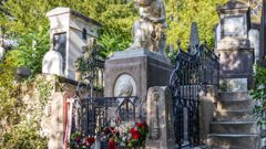 Tombstone Tourism is becoming more and more popular. (Photo / Supplied)