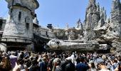 Galaxy Edge is open at Disneyland. (Photo / Getty(