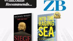 Joan's Picks: Siege and Into the Raging Sea