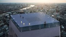Plans for world first 360-degree infinity pool atop London skyscraper