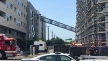 One dead, multiple injured after crane collapse in Dallas