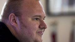 David Fisher was in court, though Dotcom himself was not. (Photo / NZ Herald)