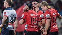 Nigel Yalden: Super Rugby Team of the Week - Round 17