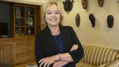 Judith Collins has called KiwiBuild a welfare scheme for property developers. (Photo / NZ Herald)
