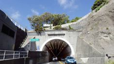 Crash closes Wellington's Mt Vic Tunnel, motorist critically injured