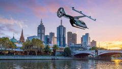 Uber to launch flying taxis in Melbourne