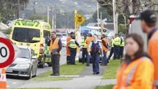 Crash near schools: Child killed by truck in Whangārei