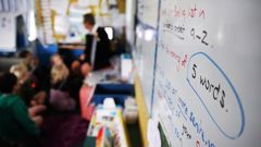 How can early education and university teachers love their jobs so much, but primary and secondary don't? (Photo / Getty)