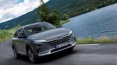 Hyundai unveils New Zealand's first hydrogen powered car