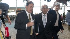 Lobby group accuses Winston Peters of favouring Israel over Palestine