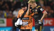 Damian McKenzie keeping positive despite missing out on World Cup