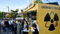 Chernobyl tourists urged to be respectful after photo controversy