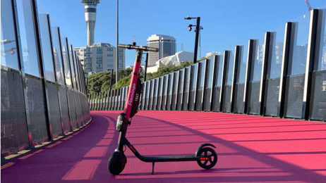 Jackson Love: Local e-scooter franchise Flamingo to launch in major centres