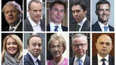Vincent McAviney: Boris Johnson leads UK Conservative leader race