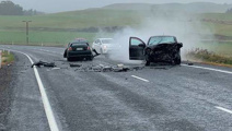 Four Waiouru crash victims now out of hospital
