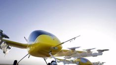 Kevin Milne: Flying taxis - are they the future of travel?