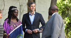 Beto O'Rourke: White Americans don't know full story of slavery