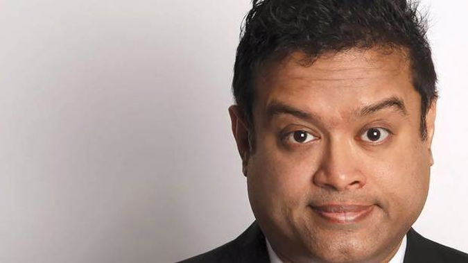 Paul Sinha trained doctor, comedian and quiz master