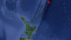 Possible tsunami threat to NZ after 7.4 magnitude Kermadec earthquake