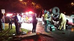 Teenager left with critical injuries following Christchurch crash