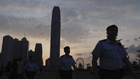 Anne-Marie Brady: Hong Kong set for street march, mourns death of protester