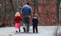 Research finds dads are struggling with work-life balance