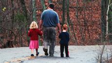 Allan Harvey: Research finds dads are struggling with work-life balance