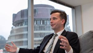 David Seymour is aiming for 14 MPs in the next election.